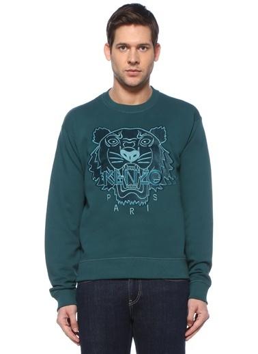 Kenzo Sweatshirt Yeşil